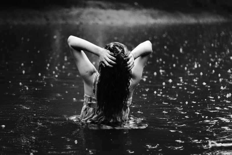 rain by Borderkowa