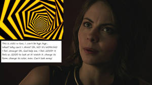 Willa Holland and the Crystal Part 2