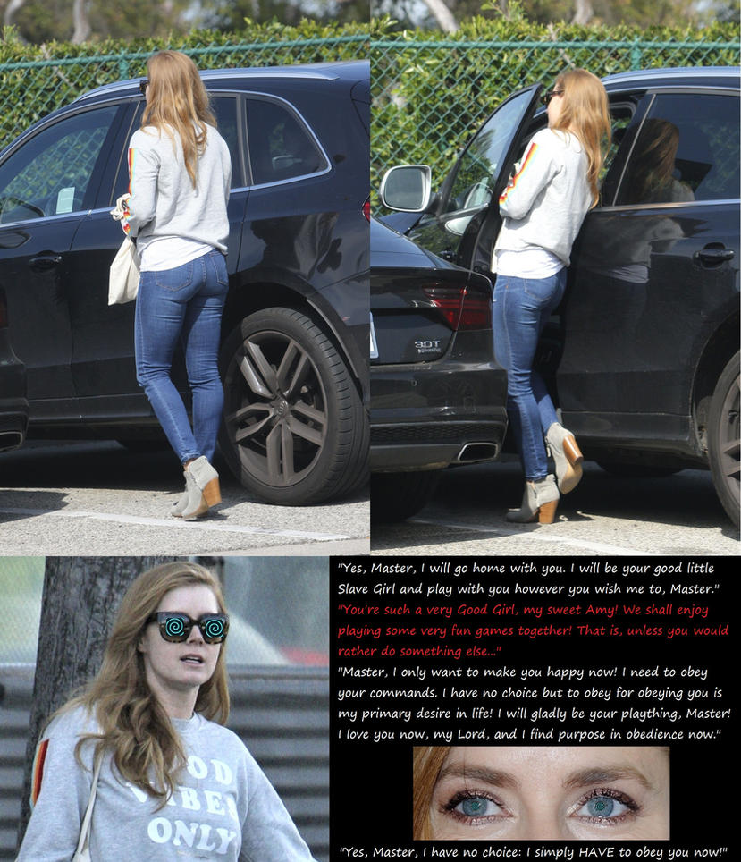 Amy Adams: The Hypno-Glasses! (4) by HypnoHunter