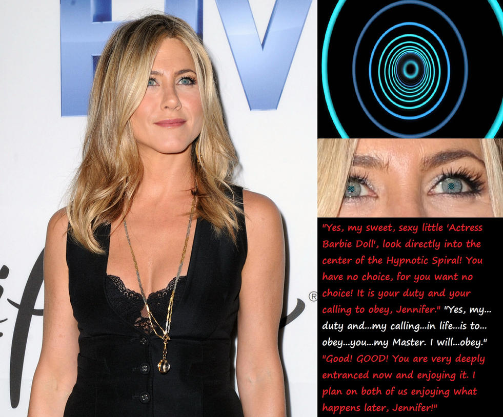Jennifer Aniston: Further Conditioning! (3) by HypnoHunter