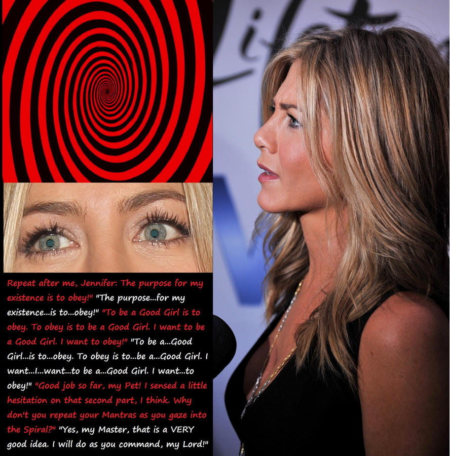 Jennifer Aniston: Further Conditioning! (4) by HypnoHunter