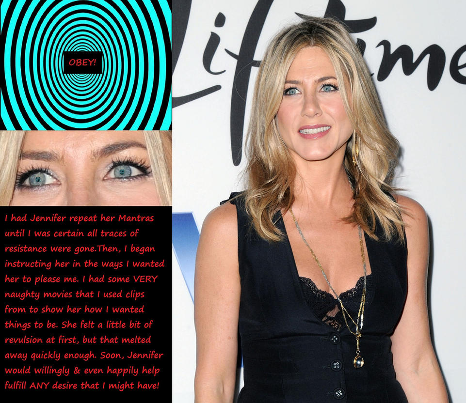 Jennifer Aniston: Further Conditioning! (5) by HypnoHunter
