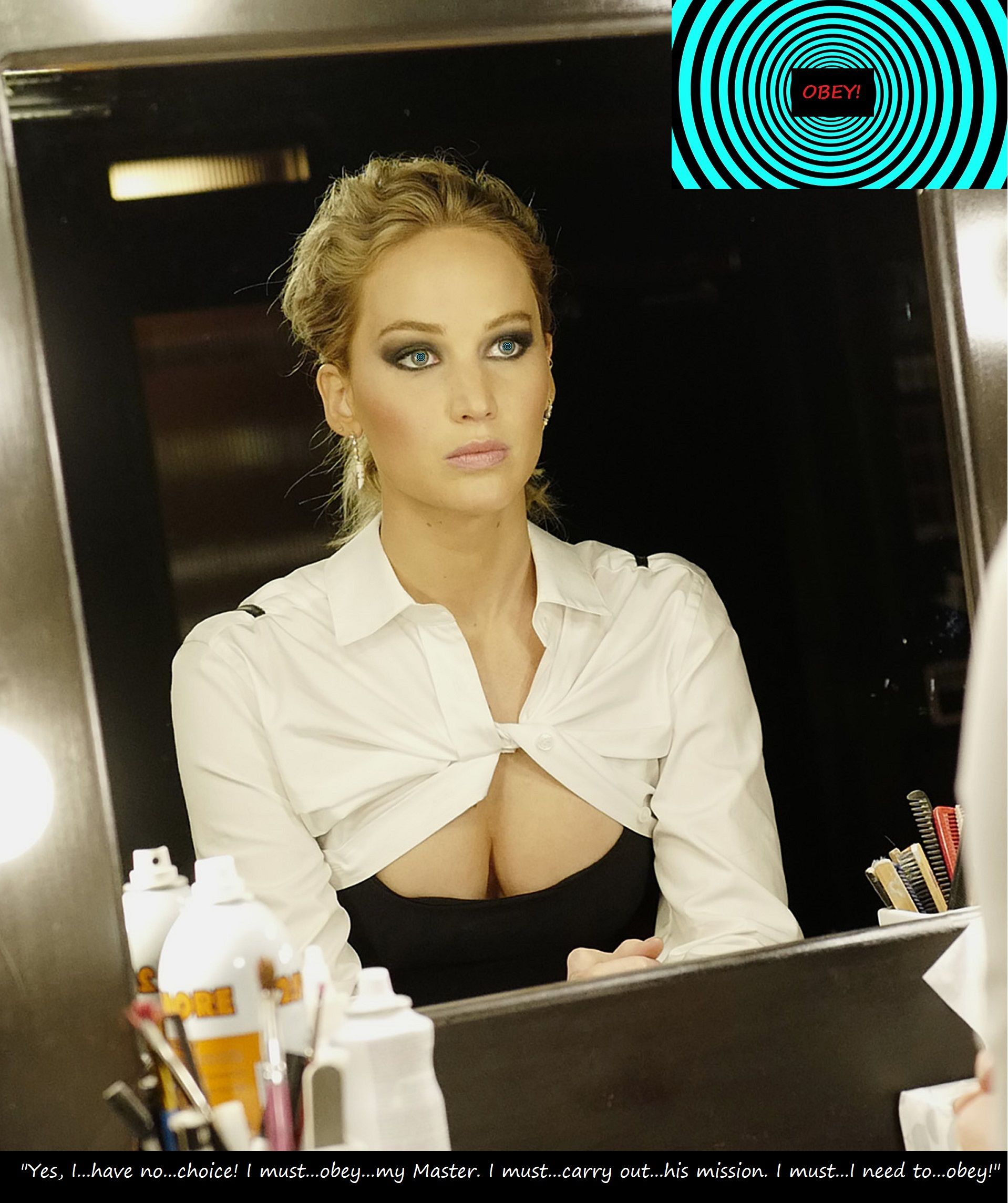 Jennifer Lawrence: The Hypnotic Guest Host! (3) by ...