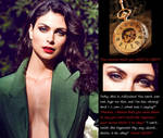 Morena Baccarin: Hypnotized and Enslaved! (1) by HypnoHunter