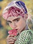 Grimes by fullcolour-canvas