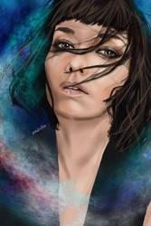 Stardust by fullcolour-canvas