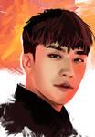 Bigbang-Seungri by fullcolour-canvas