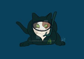 Amphibious Cats