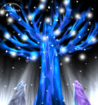 The Moon Tree by Lunar-Epitaph