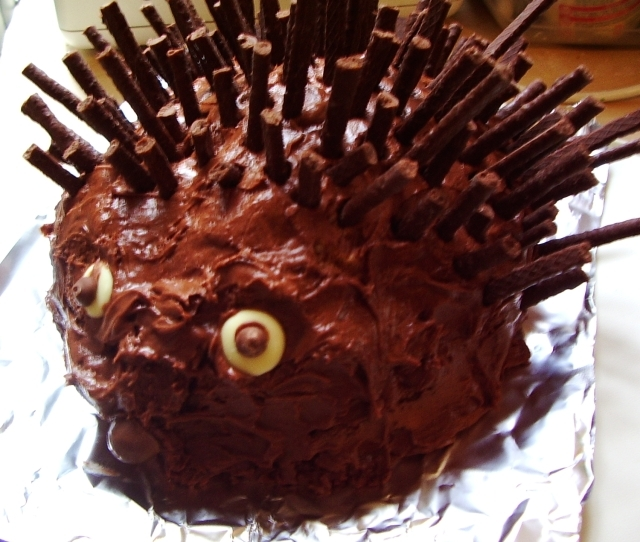 Hedgehog Cake To Buy