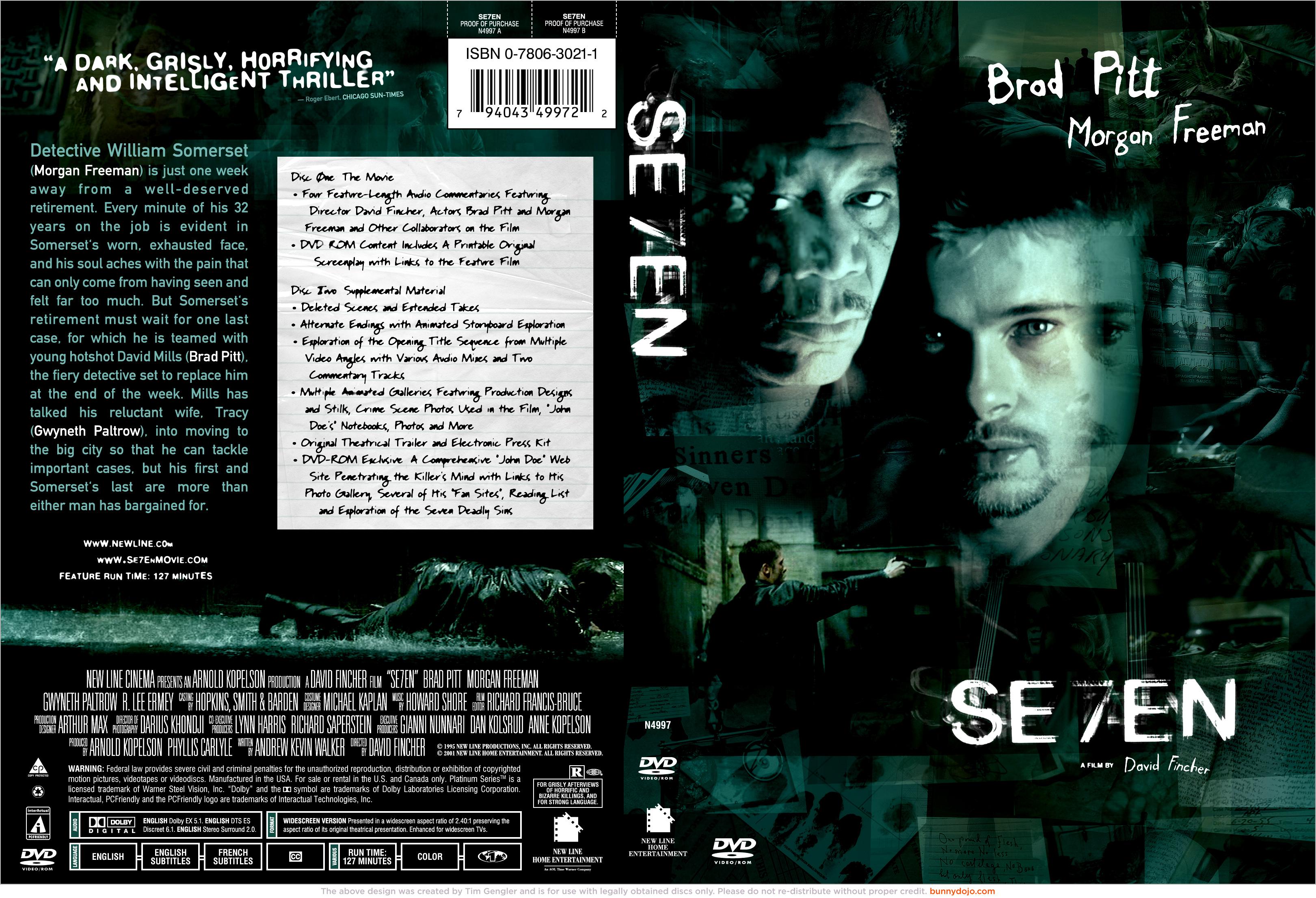 Great Wallpaper Movie Se7en - Se7en___DVD_by_BunnyDojo  Pic_29596.jpg