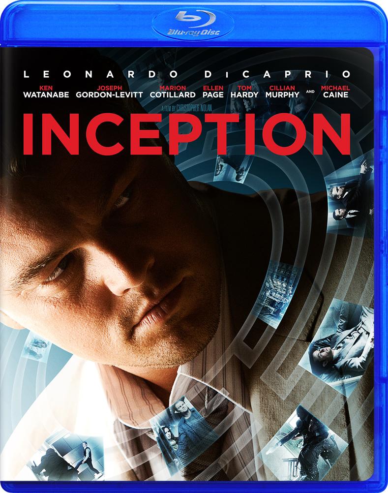 Inception - Blu-ray by BunnyDojo