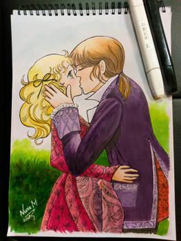 El beso de Julieta (Candy Candy)