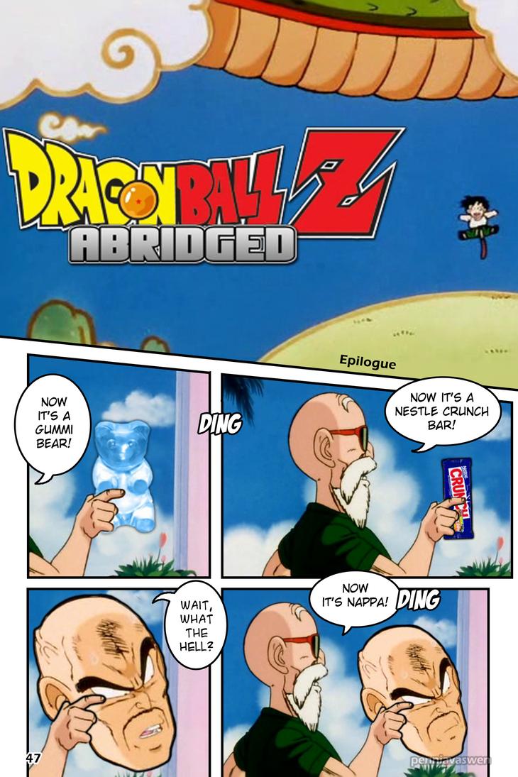 Funny Dragon Ball Z Abridged Memes : Dbz abridged quotes quotesgram