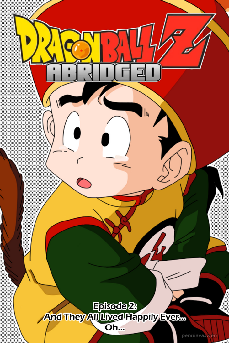 DragonBall Z Abridged: The Manga - Page 049 by penniavaswen