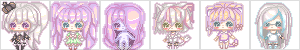 ~Pixel icons Batch~ by lmsubscribing