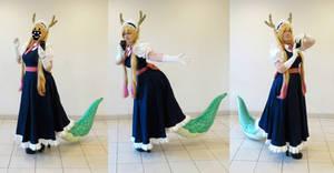 [WIP 2] Tohru from Miss Kobayashi's Dragon Maid