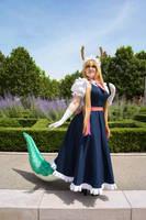 Dragon Maid - Sunny Day by AngelAngelyss