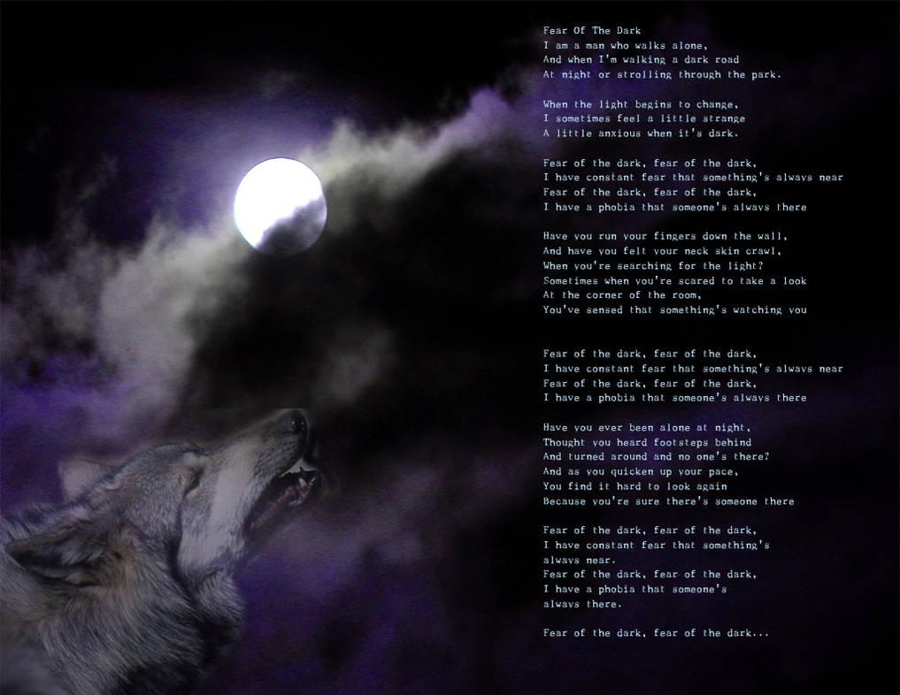 Fear Of The Dark Wallpaper By Riikin On Deviantart