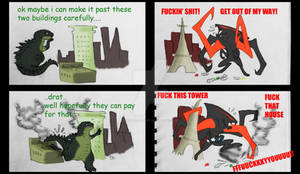 the Difference Between Godzilla and Muto