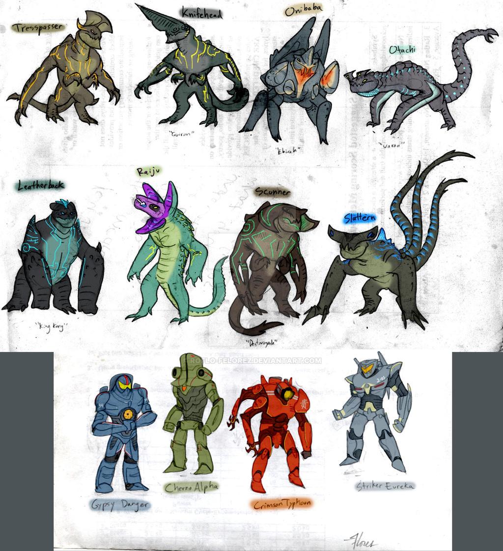 Kaiju Ask Blog Version By RoFlo-Felorez On
