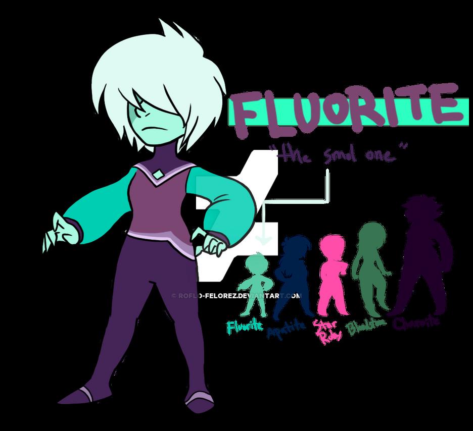 Fluorite - the Smol One by RoFlo-Felorez
