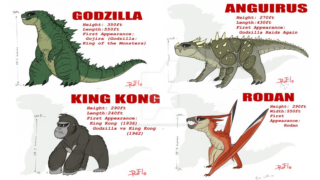 Godzilla Island Toys 42
