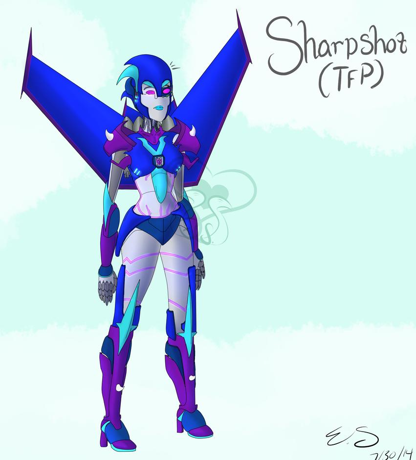 TFP sharpshot by konan-akatsuki-XxX