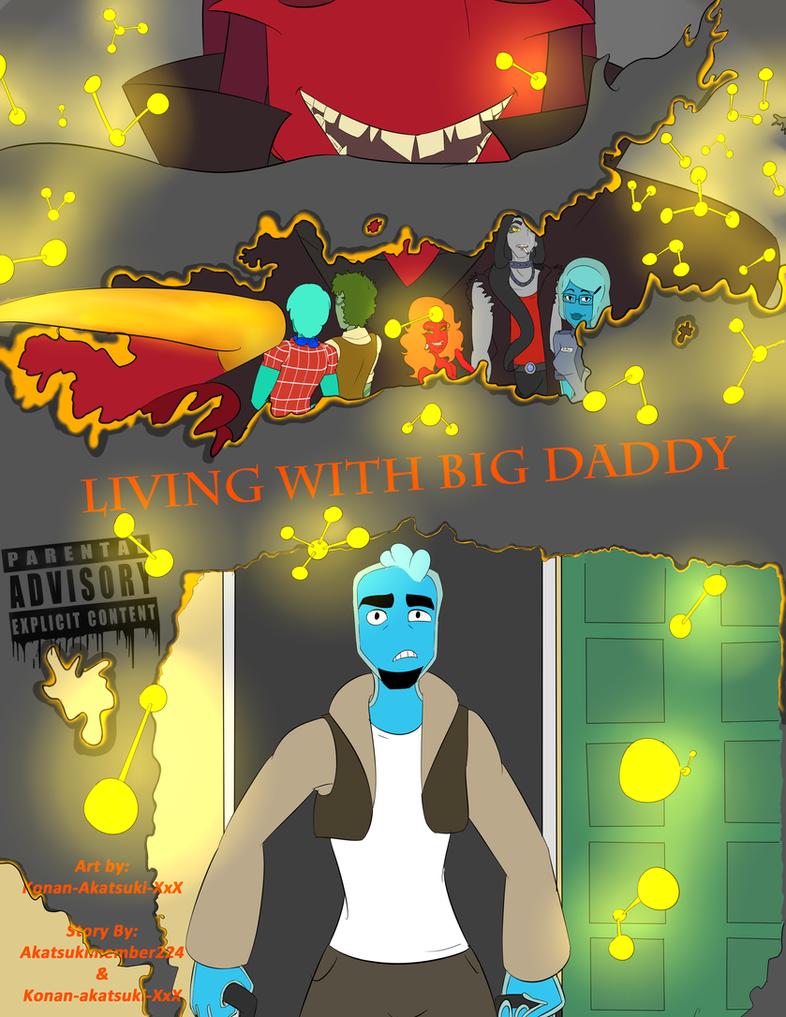 Living with Big Daddy cover (updated) by konan-akatsuki-XxX