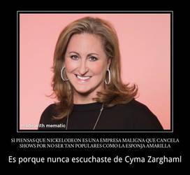 Desmotivacion: Cyma Zarghami