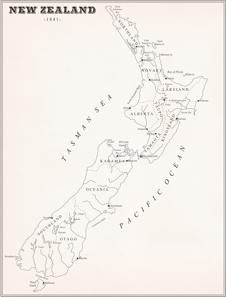 Line Drawing New Zealand Map : Map of new zealand unfinished by olthy on deviantart