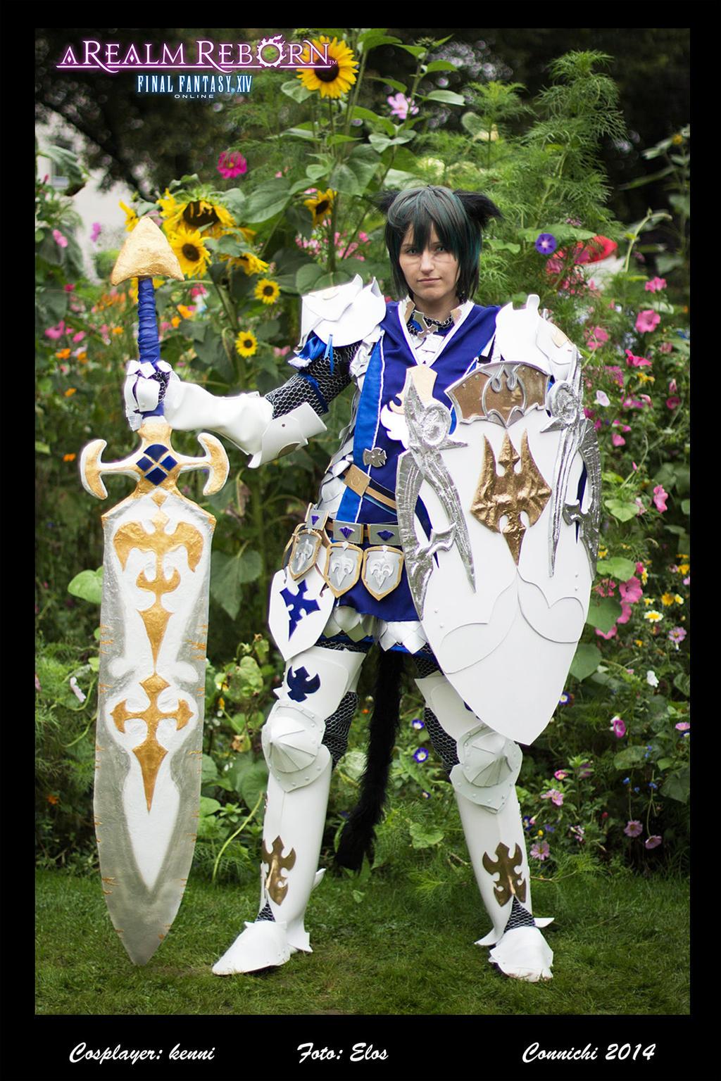 ffxiv warrior cosplay - photo #40