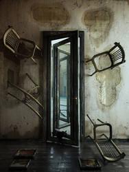 Door of consciousness by AndreyBobir