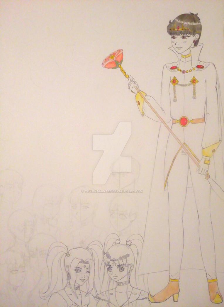 the project Sheikh-white Prince by YokoKamina26