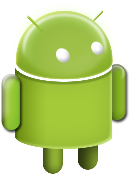 3D Android by Clarkie08 on DeviantArt