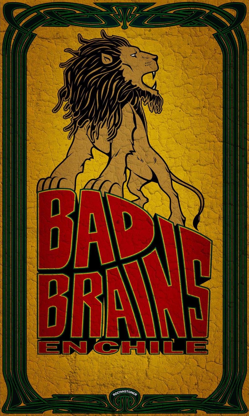 Bad Brains Tour Poster