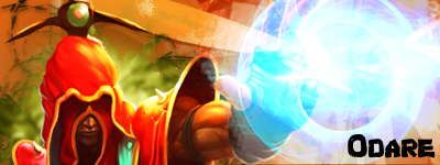 Lee Sin Signature by Odare