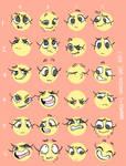 Expression Meme / Challenge 2 [READ DESCRIPTION]