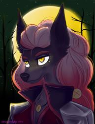 Late night werewolf