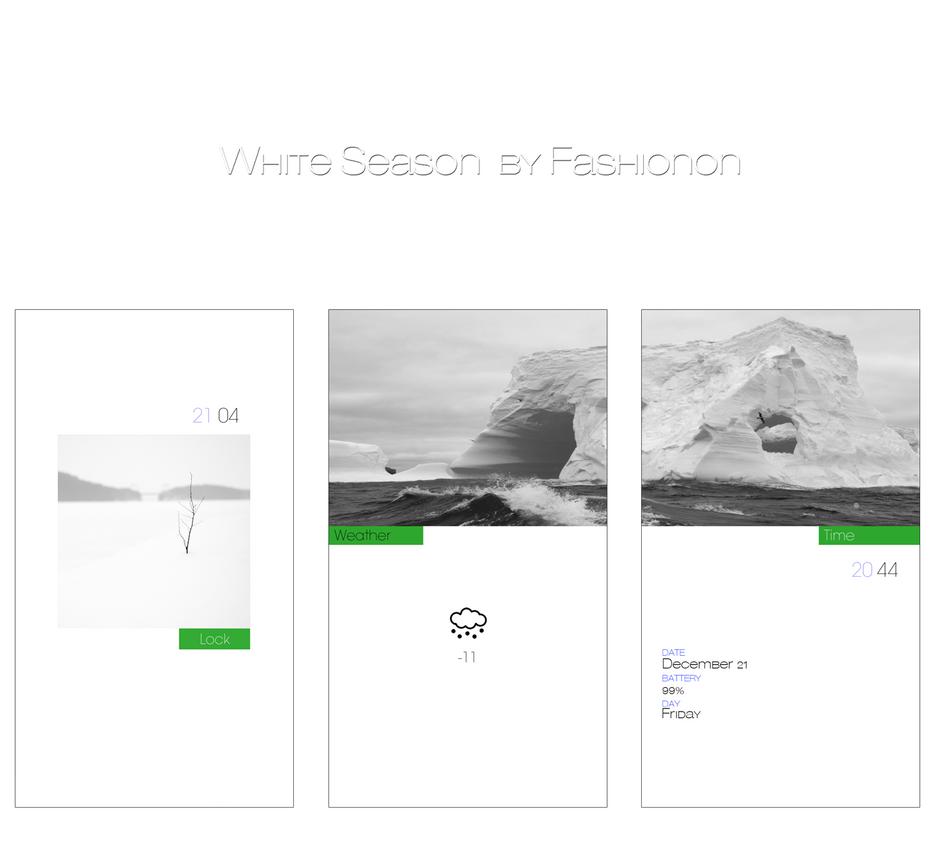 White Season by fashionon
