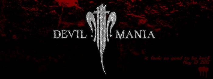 Facebook Flyer Devil Mania 13.05.2015