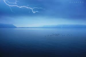 Lake like a soul by L-Olenska