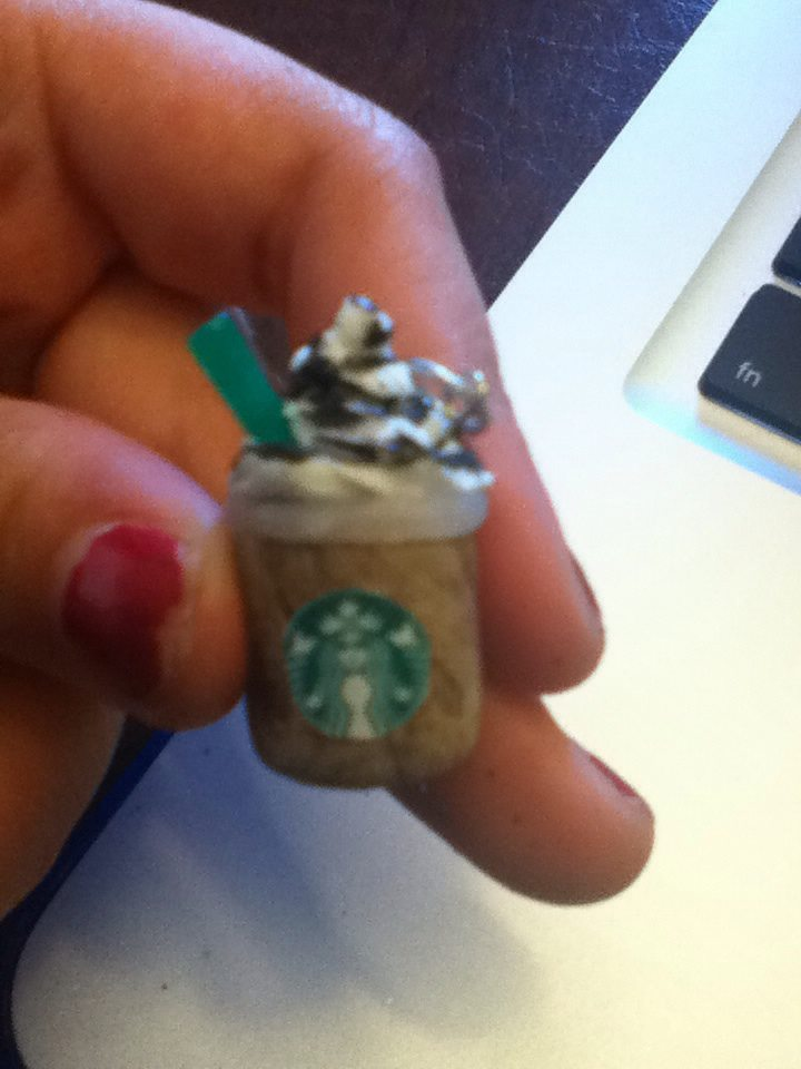 Starbucks Miniature by Yukisohmalover101