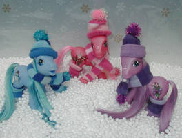 The Winter Pony collection