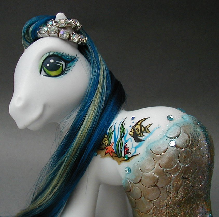 Mermaid 1 by Barkingmadd