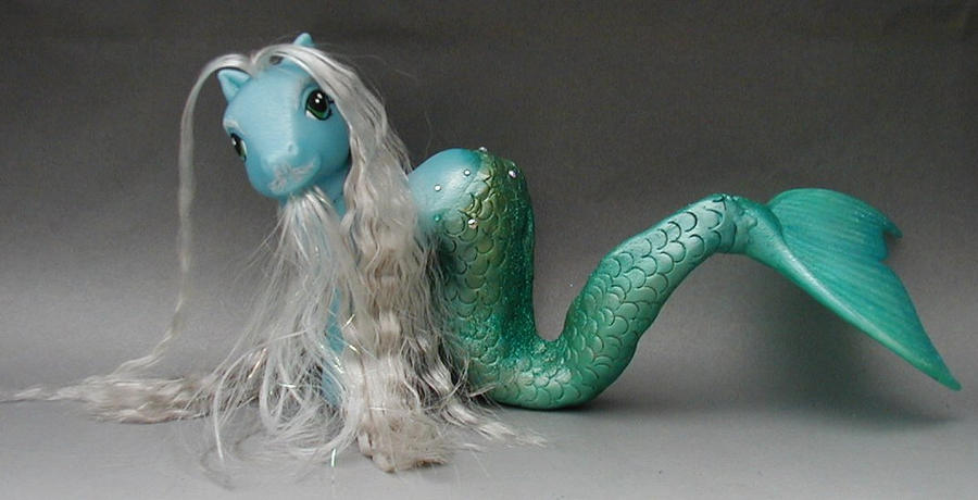 Merman Pony by Barkingmadd