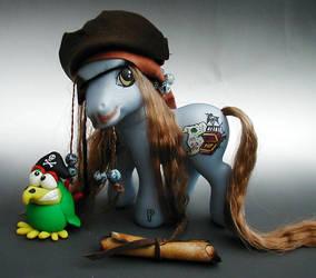 Seadog Pirate Pony
