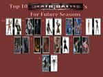 Top 10 Death Battles for Future Seasons by RazorRex