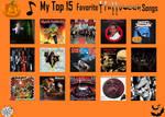 My Top 15 Favorite Halloween Songs Pt 1 by RazorRex