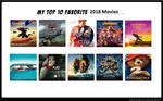 Top 10 Favorite Movies of 2018 by RazorRex
